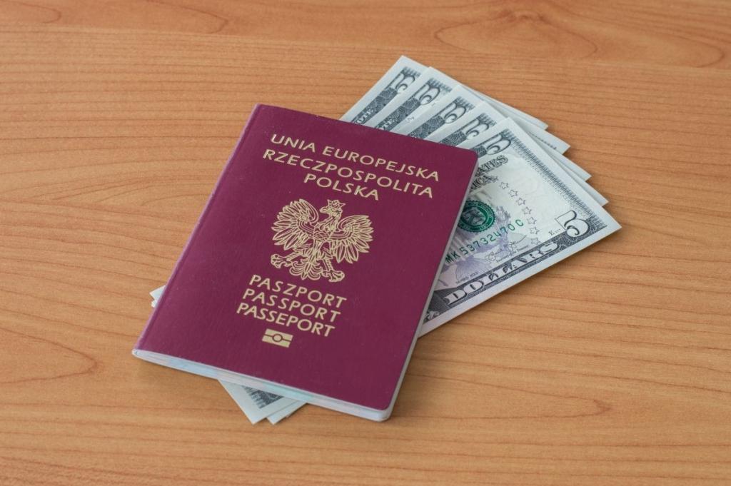 Pożyczka na paszport nie jest możliwa.